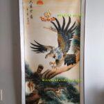 Tranh Chim Đại Bàng